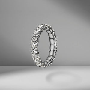 Round Brilliant Cut Eternity Band .15