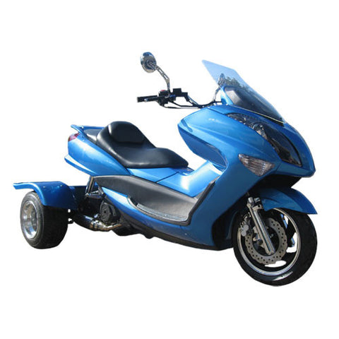 Ice Bear Cruiser 150-11 Trike Scooter W/ Free shipping.