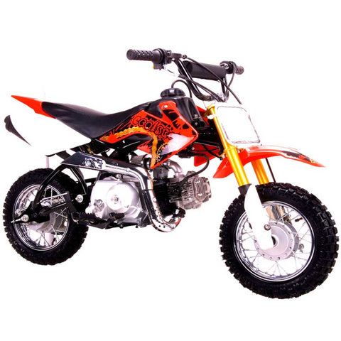 Coolster QG-213A Automatic Kids MotoCross Dirt Bike W/ Free shipping.