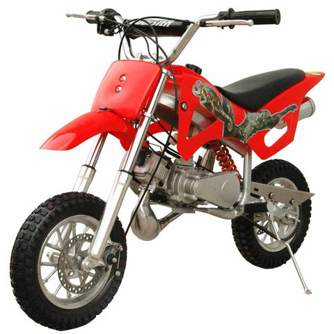 Coolster QG50 Kids Dirt Bike W/ Free shipping.