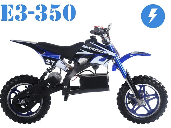 Tao Motor E3-350 Dirt Bike W/ Free shipping.