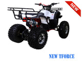 Tao Motor 125CC NEW CHEETAH ATV W/ Free shipping.