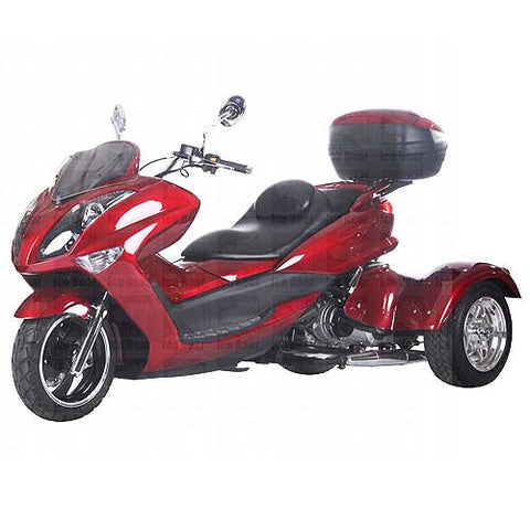 Ice Bear Magnum PST300R 300cc Trike Scooter W/ Free shipping.