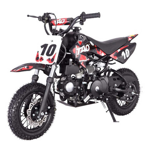 Tao DB10 Kids Motocross Dirt Bike W/ Free shipping.