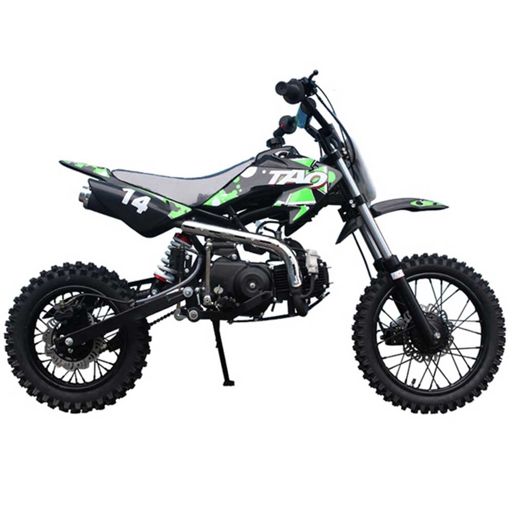 Tao DB14 Youth Motocross Dirt Bike W/ Free shipping.