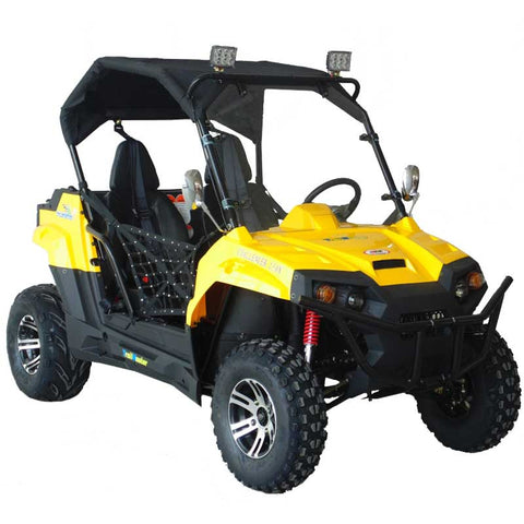 TrailMaster Challenger 150X Deluxe Youth UTV W/ Free shipping.