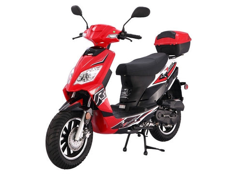Tao Motor Thunder 50cc Scooter W/ Free shipping.