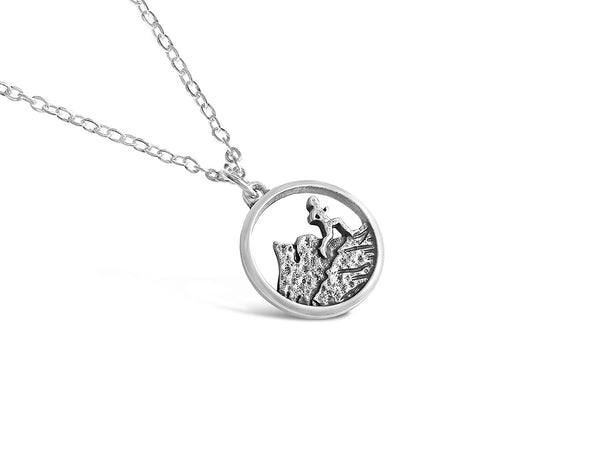 Premium Trail Running Necklace