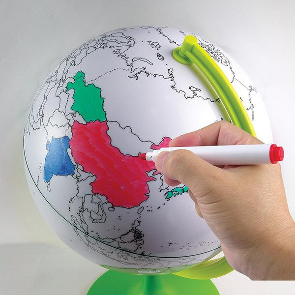 Globetrotter Custom Color Globe