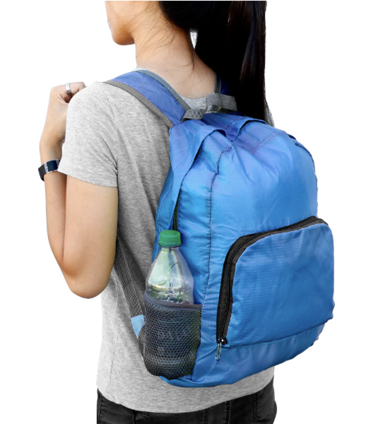 Foldable Compact Backpack - FREE SHIPPING WORLDWIDE