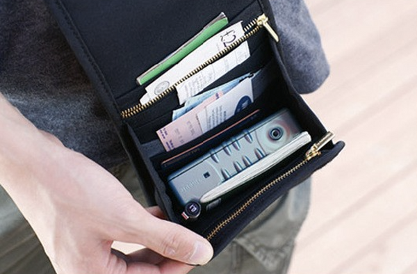 Premium Comfortable Safe & Secure Neck Wallet