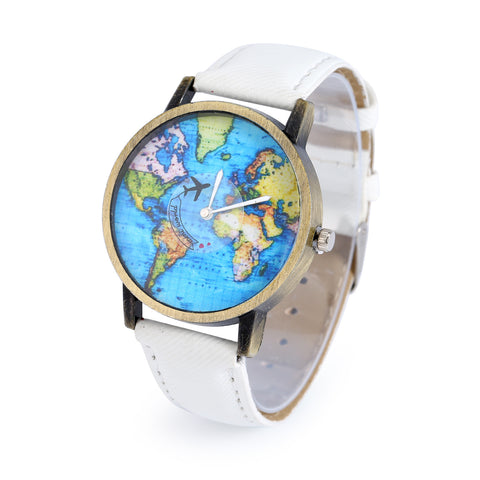 Official Wanderlust Watch - FREE SHIPPING WORLDWIDE