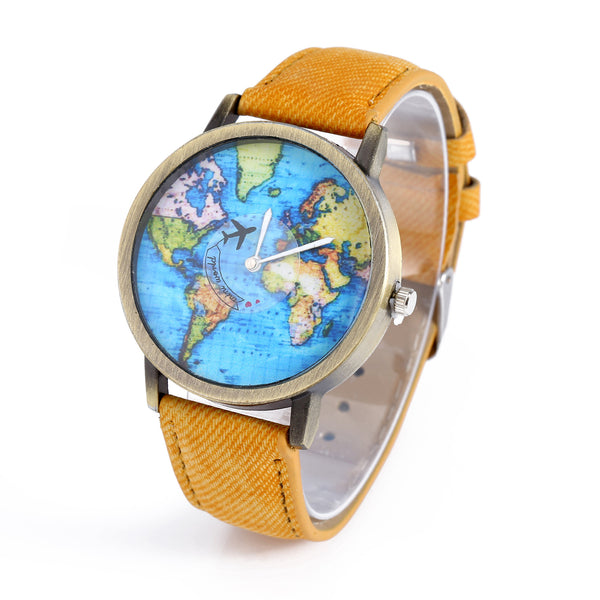 *NEW FOR 2017* Official Wanderlust Watch - FREE SHIPPING WORLDWIDE