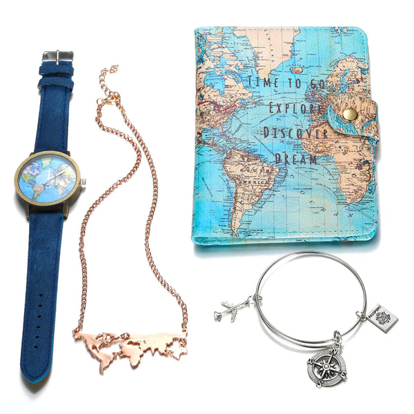Ultimate Wanderlust Bundle (INCLUDES ALL 4 ITEMS)