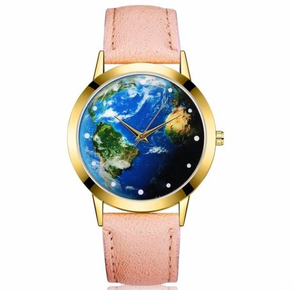New World Globe Watch