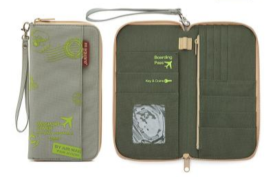 Premium Travel Wallet