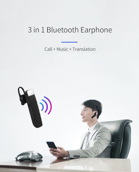 Multi Language Bluetooth Translator