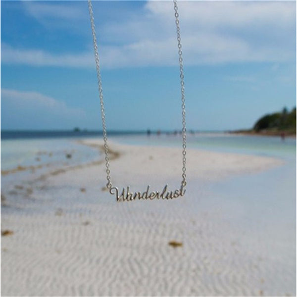 Premium Wanderlust Necklace