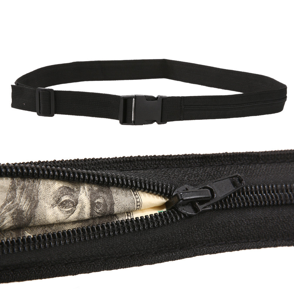 Super Undercover Emergency Travel Belt