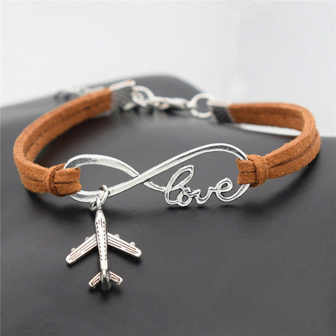 Forever Love Travel Bracelet - FREE SHIPPING WORLDWIDE
