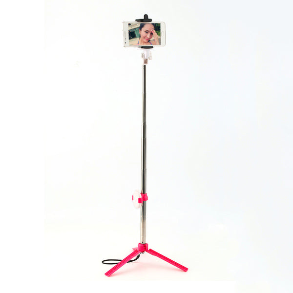 The Ultimate Monopod Stick™ (With Bluetooth Remote Control)