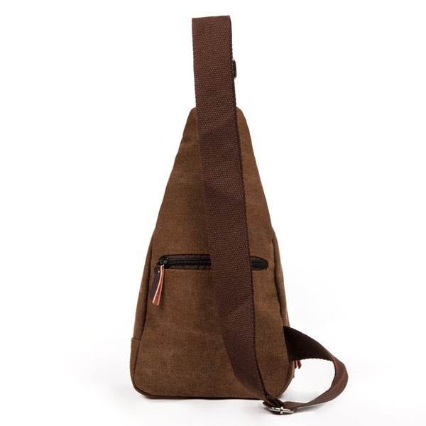 Premium Canvas Shoulder Bag