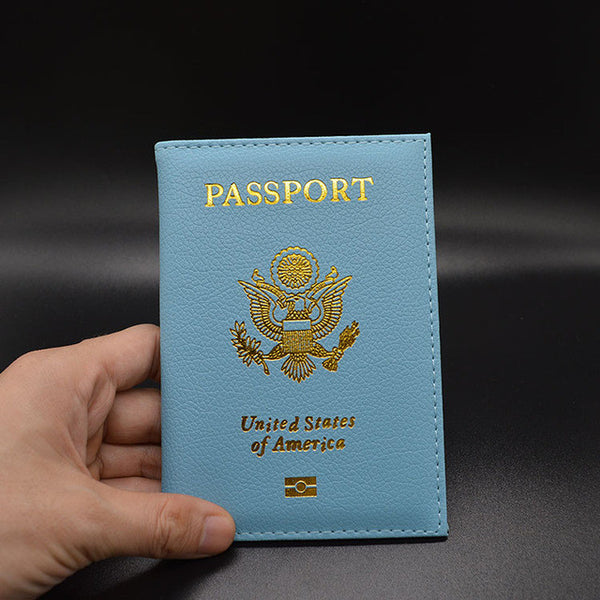 Premium United States Passport Cover