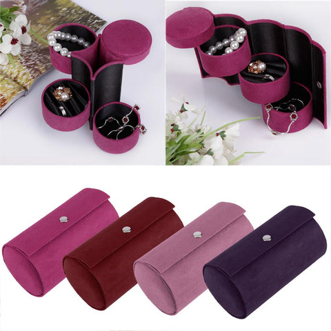 Premium Travel Jewelry Organizer