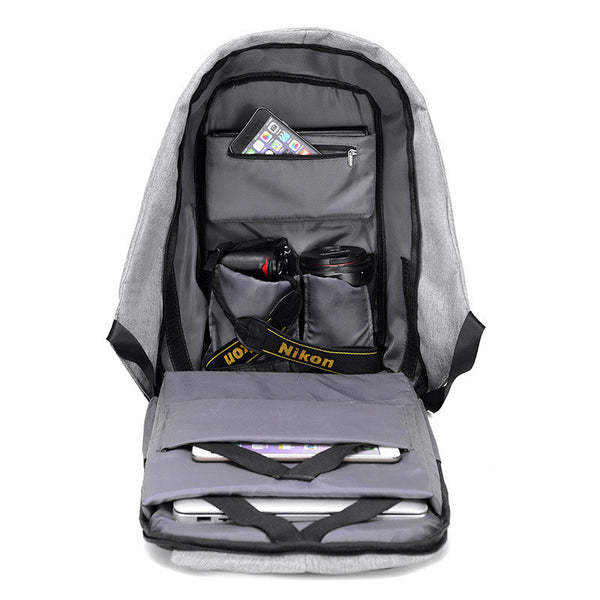 Premium Anti-Theft Backpack