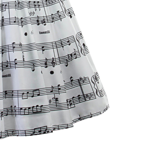 Beautiful Music Lovers Dress