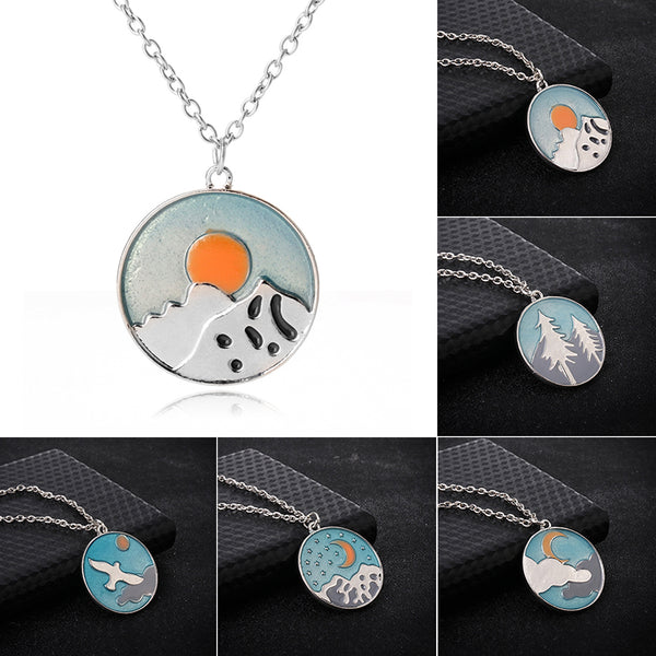Beautiful Outdoor Necklace Collection