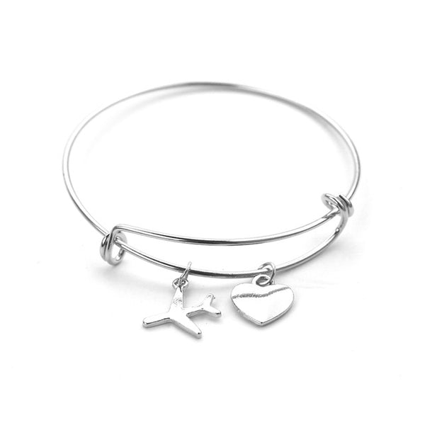 Beautiful Love Travel Bracelet