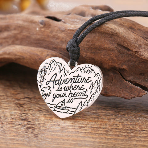 Premium Adventure Necklace