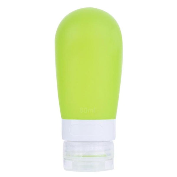 Silicone Travel Bottle