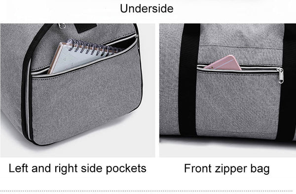 2-in-1 Convertible Garment Bag