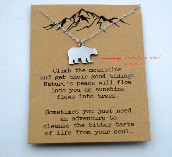 Adventure Necklaces