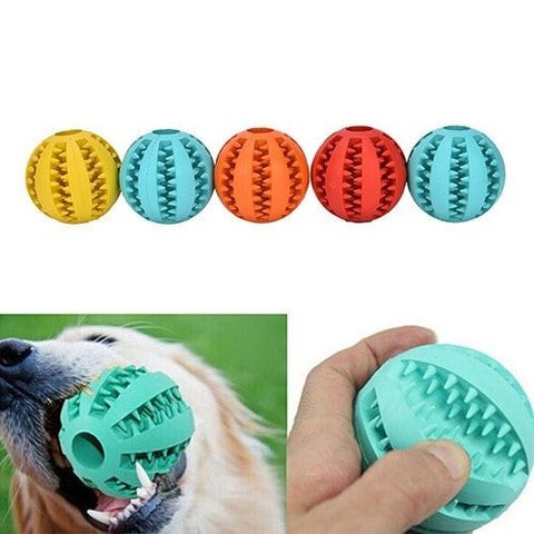 Dog Oral Care Chew Toy - Voted #1 Chew Toy!
