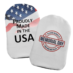 Memorial Day Printed Ostomy Pouch Covers | PouchWear
