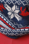 Reindeer Fair Isle Infinity Scarf,Accessories, Scarves,CollectiveFab,Epiq Wear