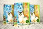 Mister's Garden Book Series - Be Loved - JellyBean Publishing - Adopt a Cat - Cat Book