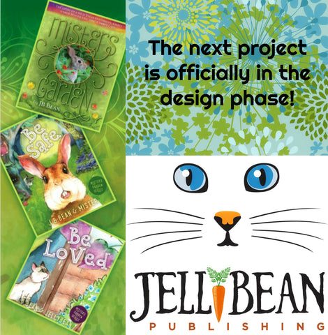 Mister's Garden Series - Book 2 - Be Loved - JellyBean Publishing - Copyright 2018