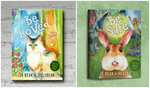 Mister's Garden Book Series - Be Safe - Be Loved - JellyBean Publishing - Cat Bunny Book - Adopt a Cat