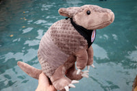 Plush Armadillo Toy - Armadillo Gift - Children's Armadillo Toy - Mister's Garden