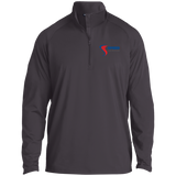 1/2 Zip Raglan Performance Pullover - SPEED Lacrosse™ ProShop
