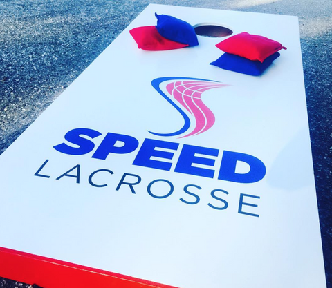 SPEED Corn Hole Boards - SPEED Lacrosse™ ProShop