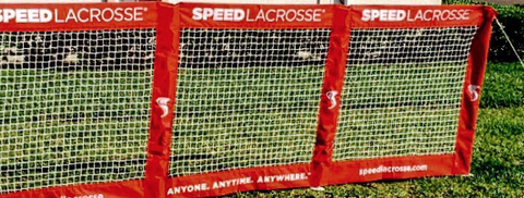 SPEED Flyweight Backstop Set - SPEED Lacrosse™ ProShop