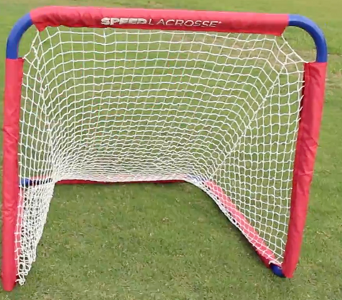 Official SPEED Lacrosse Replacement Goals w/ Nets (2) - SPEED Lacrosse™ ProShop