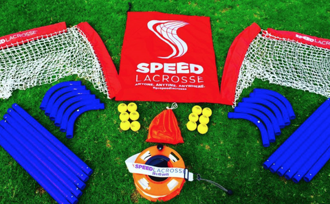 Official SPEED Lacrosse™ Court Kit - SPEED Lacrosse™ ProShop