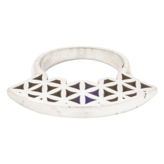 FAN RING - FLOWER OF LIFE