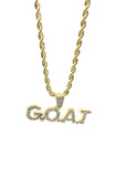 Goat Necklace